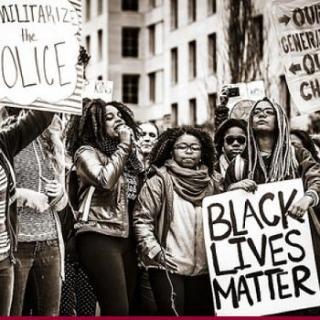 Black-Lives-Matter, Zwart