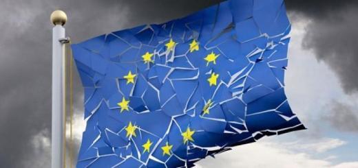 EU-breuklijnen.