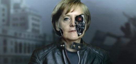 Merkel en Duitsland