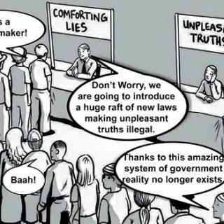 ongemakkelijke waarheden