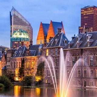 Den Haag, scheiding der machten