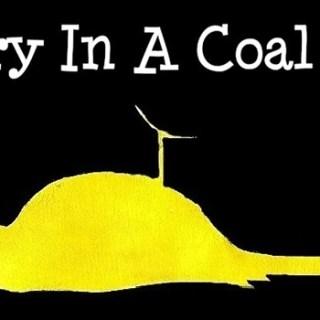 kanarie in een kolenmijn