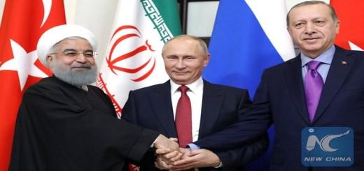 Nieuwe verhoudingen in het Midden Oosten