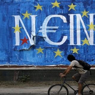 wantrouwen tegenover de EU