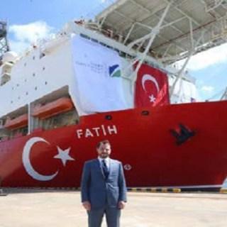 Turkije, Cyprus, gas