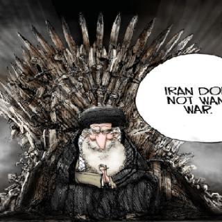 Iran, Israël, Syrië