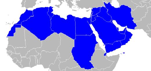 MENA-regio