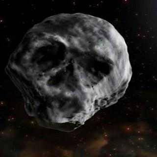 Rampverhalen, asteroïde