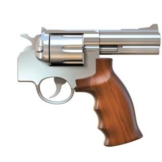 vuurwapengeweld, geweld in Nederland