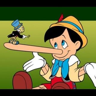 Persoonlijke noot, leugenpremier