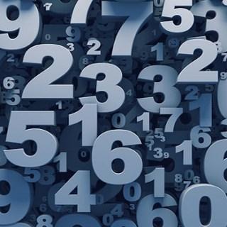 Beroemde cijfers en getallen, nummer