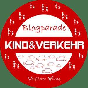 Kind und Verkehr Blogparade
