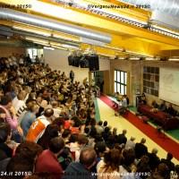 Boom di iscrizioni all'Istituto Fantini di Vergato:100 iscritti alle prime del prossimo anno!