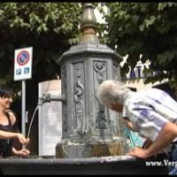 Limitazione nell'uso dell'acqua potabile