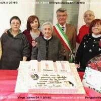 Il compleanno di Ada, cento anni e non sentirli!