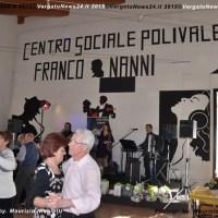 """Luciano Donati è il nuovo presidente del Centro Sociale Polivalente """"Franco Nanni"""" di Vergato"""