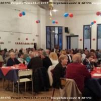 Successo della cena pro Amatrice - Tutto esaurito al Centro Sociale Polivalente