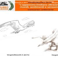 """Paolo Rossi e Stefano Pozzi; i vergatesi al concorso letterario """"Glibbo Awards"""""""