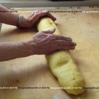 """La Crescenta da l'uva della zia Maria, la prima ricetta per """"l'Accademia del Rusco"""""""