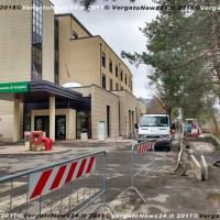 Vergato - Ospedale COVID Resort, arrivano i primi quindici pazienti