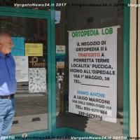 Ortopedia va a Porretta, l'ortopedia sanitaria la segue