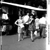 Archivio Stagni Sisto - Una giornata al mercato del lunedì a Vergato