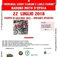 """Cimatti day 3° ed. """"Memorial Guido Scarani e Carlo Fiorini"""" 22 Luglio 2018"""