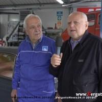 """Rombo di Tuono - L'officina F.lli Venturi diventa """"Factory"""", Orlando ci mostra il suo regno"""