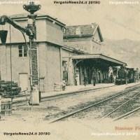"""Paolo Rossi - Vergato da collezionare… """"L'antica colonna idrica ferroviaria in cartolina """""""