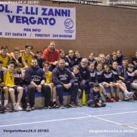 Vergato - Giacomo Galanda visita la Polisportiva F.lli Zanni