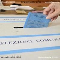 Vergato; Elezioni amministrative 26 MAGGIO 2019 - CGIL, CISL, UIL, invitano ad andare a votare