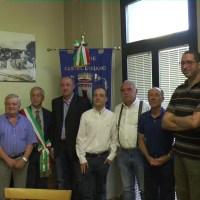Castel d'Aiano - Insediata la nuova giunta del Sindaco Alberto Nasci