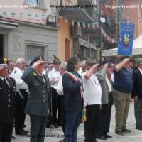 XXVI° raduno a Vergato 12-13-14 luglio del Gruppo Alpini