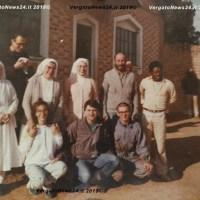 Don Silvano Manzoni in Africa - Prima lui ora il suo trattore