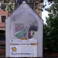 Il Circolo Culturale Galeazzo Marescotti di Vergato festeggia il compleanno del BOOK CROSSING