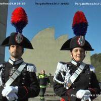 Virgo Fidelis - La compagnia Carabinieri di Vergato celebra la ricorrenza a Riola nella chiesa di Alvar Aalto