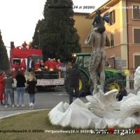 Fontana di Ontani - Nuovi imbrattamenti...e non è cioccolata
