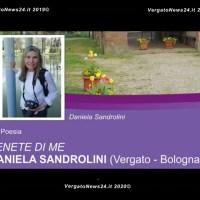 """Daniela Sandrolini, prima al Concorso Letterario Nazionale """"Premio Giotto - Colle di Vespignano"""" VII Edizione"""