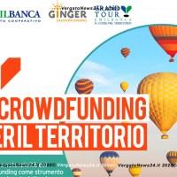 """Emil Banca - Webinar gratuito. """"Il Crowdfunding per il territorio"""" in programma il prossimo 4 giugno"""
