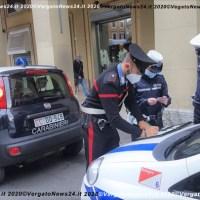 Carabinieri - Mascherina provocatoria al Centro Commerciale e altro... 400 Euro di multa