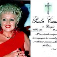 In memoria dei cari Leonida e Paola Candini vittime del Covid