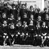 Le foto di Enzo Facchini - Vergato IV elementare 7-5-1957 e scampagnata del 1958