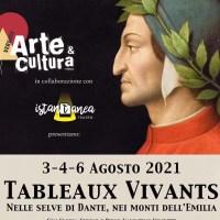 Vergato Arte & Cultura invita - Passeggiata crepuscolare il 3, 4 e 6 agosto alla (ri)scoperta di Dante