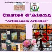"""""""Artigianato Artistico"""" presso la BIBLIOTECA MULTIMEDIALE di CASTEL D'AIANO"""