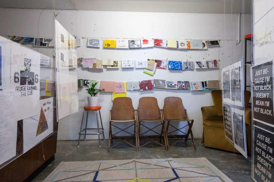 Elsewhere Arts pop up - Image by Document
