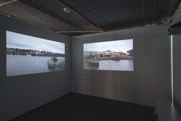 Refuge exhibition December 2015. Image by Document Photography.