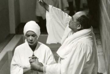 Immersion Baptism, Alfred St. Baptist Church, Nina Tisara