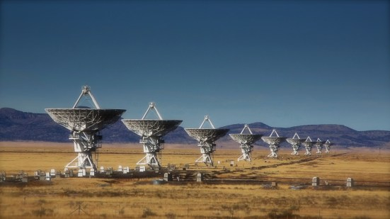 Very Large Array NRAO New Mexico by Verglas Media
