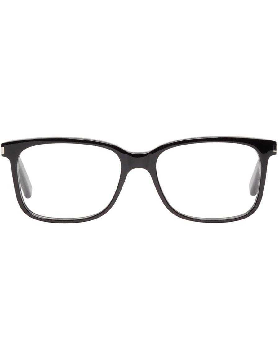 SAINT LAURENT Black SL 89 Sunglasses