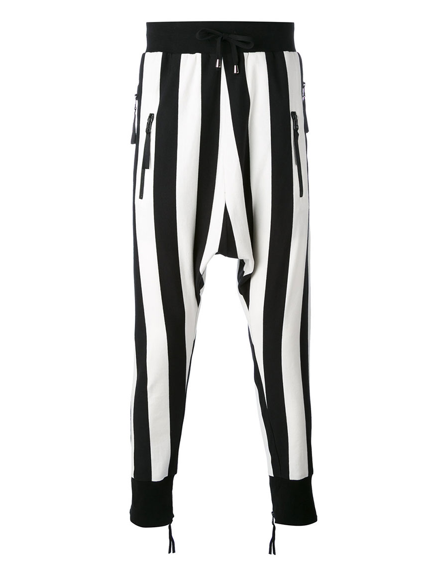 UNCONDITIONAL Striped trousers